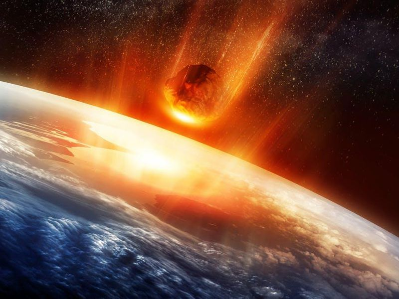 The Meteorite That Killed the Dinosaurs May Have Also