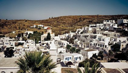 This Breathtaking Greek Island Is Home to More Than 700 Churches