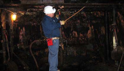 For Coal Miners, Back to Black Lungs