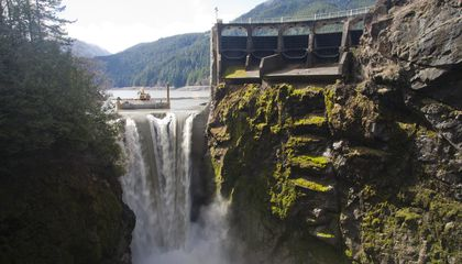 Dams Removed On Washington State River