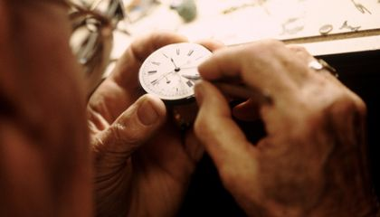 This Swiss Watchmaker is Teaching Apprentices For Free