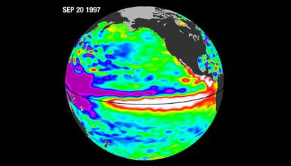 Refresh Your El Niño Expertise: the Pacific Ocean Is Gearing Up for a Powerful One