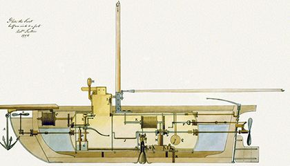 The Secret Plot to Rescue Napoleon by Submarine