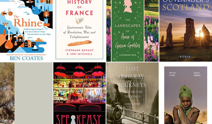 The Ten Best Books About Travel of 2018