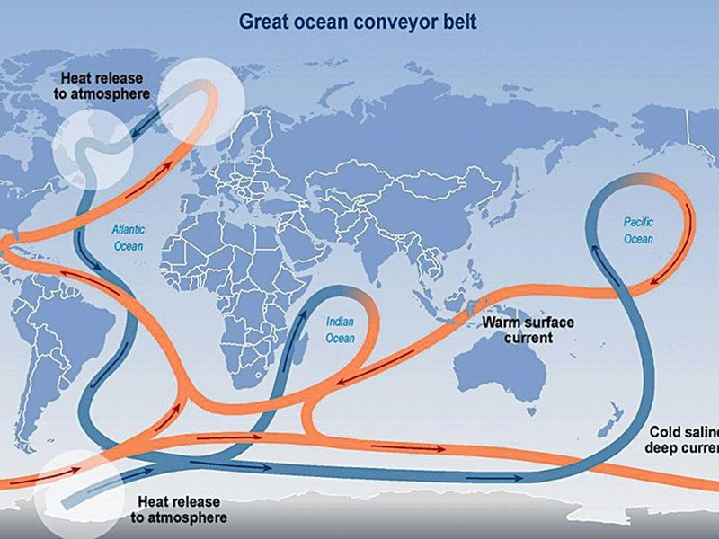 Ocean current that keeps europe warm is weakening smart news ocean currents gumiabroncs Images
