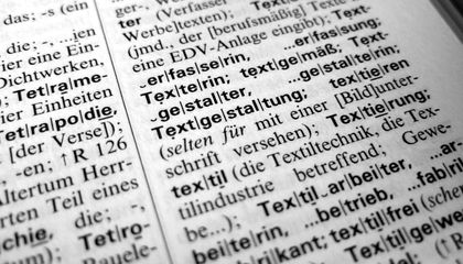 Austria's Word of the Year Has 52 Letters