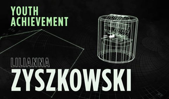 Preview thumbnail for video'Smithsonian Ingenuity Awards 2015: Lilianna Zyszkowski