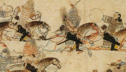 Climate Change May Have Driven Genghis Khan's Army Across Eurasia