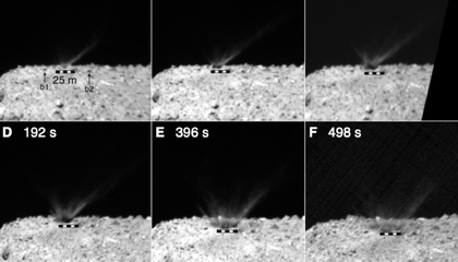 Japan's Experiment to Calculate an Asteroid's Age Was a Smashing Success