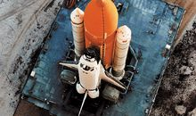 discovery launch 1997