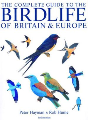 The Complete Guide to the Birdlife of Britain and Europe photo
