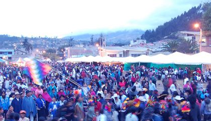 Andean Solstice Celebrations Capture the Wondrous Churn of Spacetime