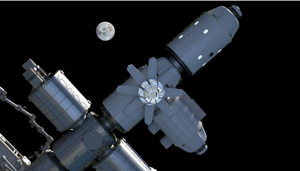 This Group of NASA Veterans Wants to Build Their Own Space Station