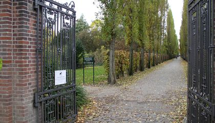 Copenhagen Has a Cemetery for Homeless People