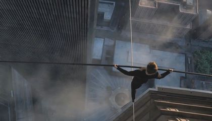 What Happens to Your Body When You Walk on a Tightrope?