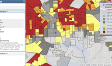 The EPA Has a New Tool For Mapping Where Pollution and Poverty Intersect