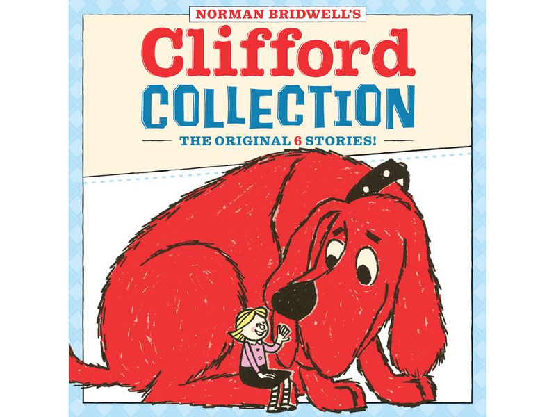 norman bridwell cliffords creator was also a lot like his creation