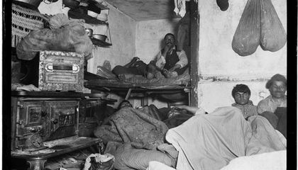 "Pioneering Social Reformer Jacob Riis Revealed ""How The Other Half Lives"" in America"