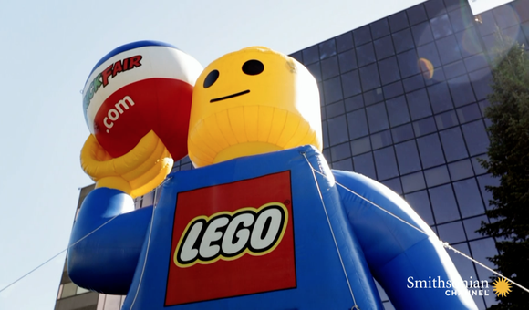Preview thumbnail for video'How Lego Redefined Play