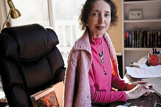 joyce carol oates goes home again travel smithsonian author joyce carol oates was born in lockport new york and was her home until the age of 18 landon nordeman