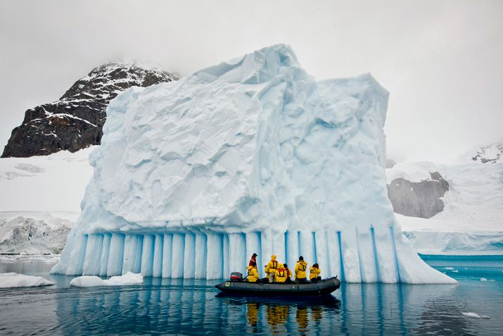 The wild extremes of antarctica travel smithsonian for Can i visit antarctica