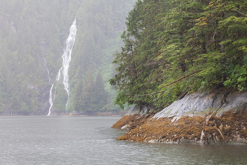 Misty Fjords National Monument, Alaska
