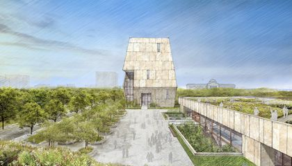 Obamas Unveil Plans for Presidential Library and Museum