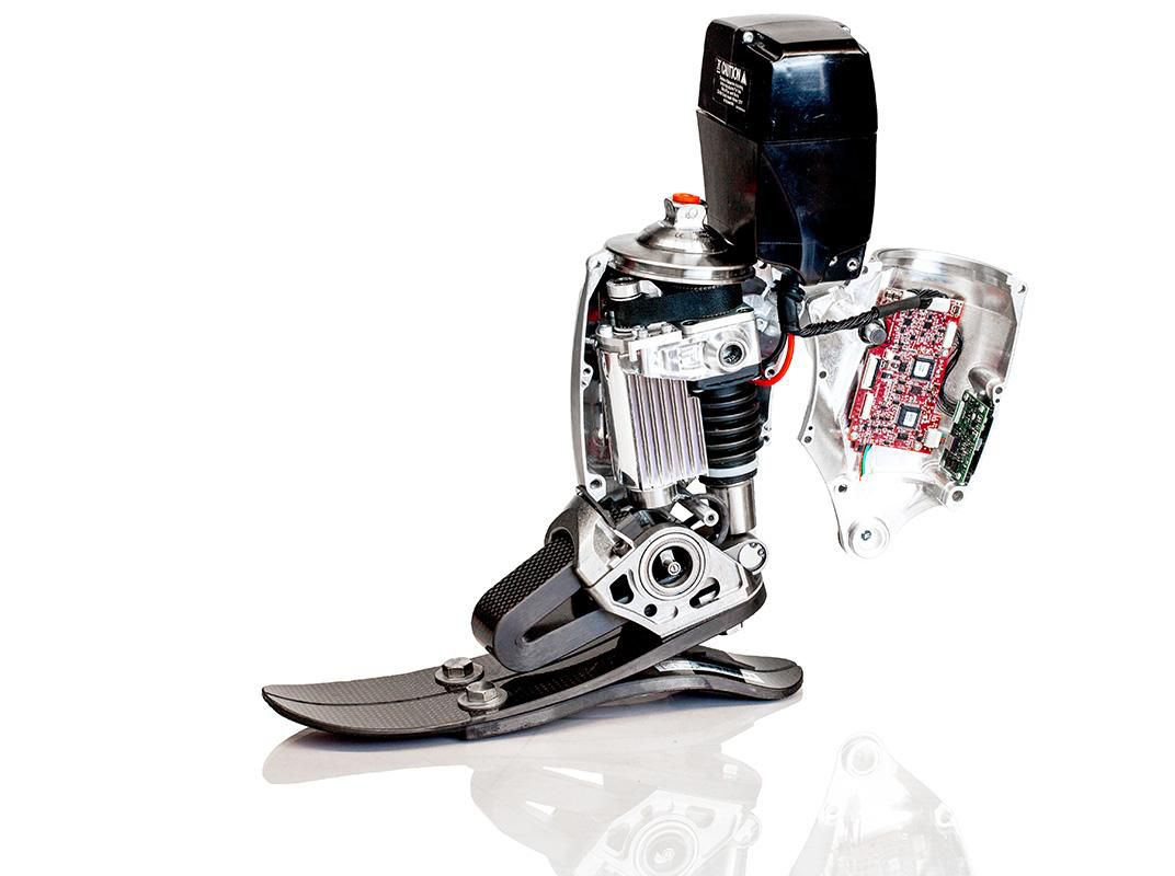 Is This The Future Of Robotic Legs Innovation Smithsonian
