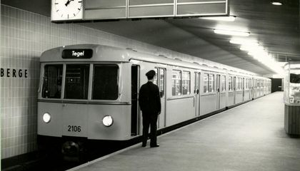 See the Cold War-Era Trains Berlin Is Bringing Back Into Service