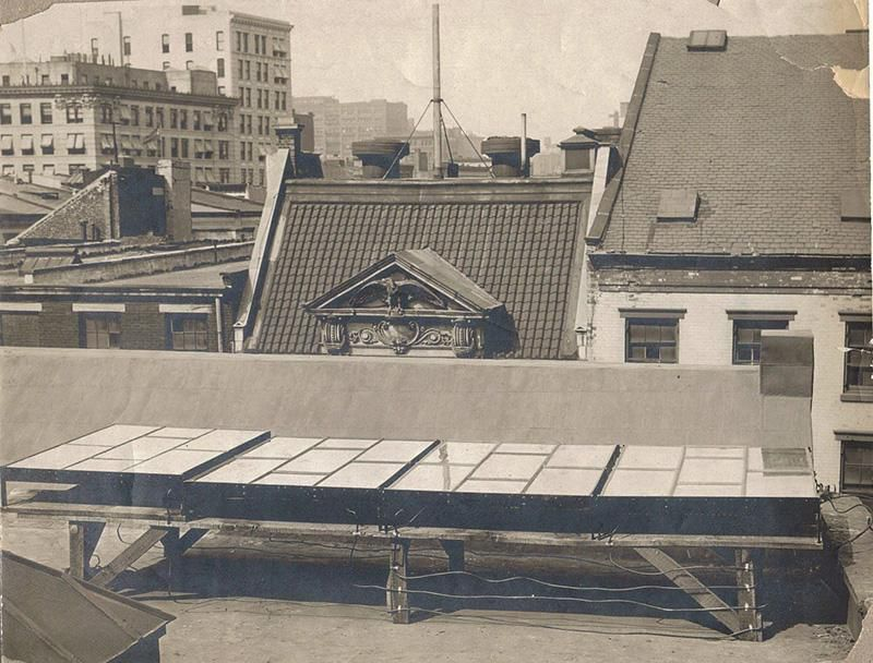first solar array-Charles Fritts.jpg