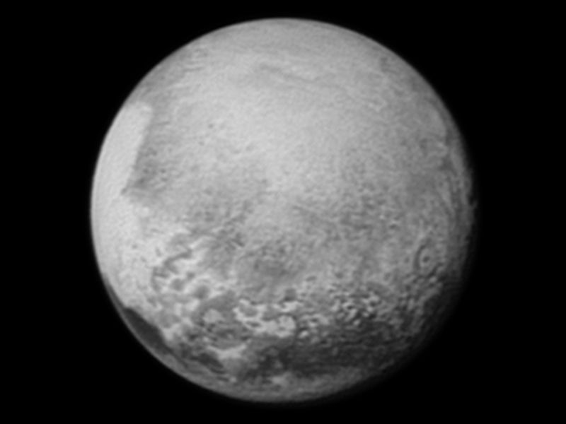 Pluto - Gateway to the Kuiper Belt