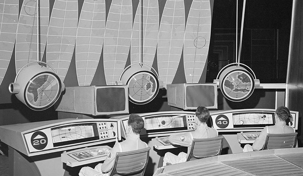 General Motors' 1964 World's Fair exhibit