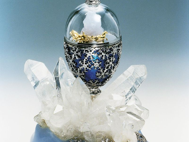Fabergé Winter-Egg