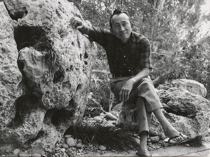 A portrait of Tyrus Wong