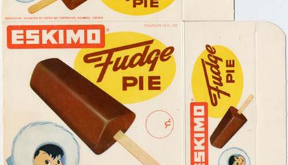 The Weird, Brief History of the Eskimo Pie Corporation