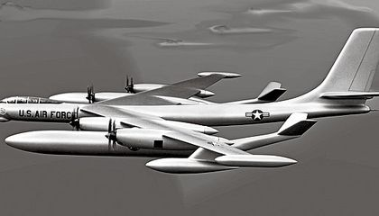 B 36: Bomber at the Crossroads | History | Air & Space Magazine