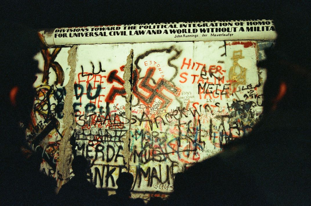 Amazing, Rare Photographs of the Berlin Wall Coming Down | History on old map of berlin wall, map germany gruselkablnett, easy map of berlin wall, map east berlin and west berlin, map overlay berlin wall, map berlin wall border, map showing berlin wall, world map with berlin wall, map of cities and the berlin wall, map of germany showing berlin, big map of berlin wall, map of germany berlin airlift, map of berlin wall after, map west-berlin germany 1948, map of east berlin germany,