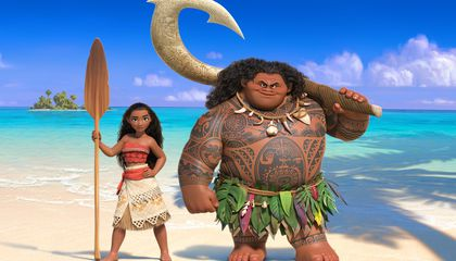Maori Translation of 'Moana' Is a Hit in New Zealand