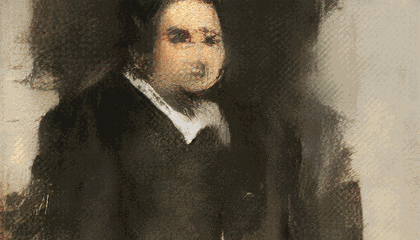 Christie's Is First to Sell Art Made by Artificial Intelligence, But What Does That Mean?