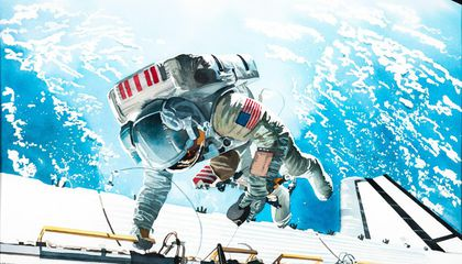 Space Exploration Would Be Nothing If We Didn't Know How to Spacewalk