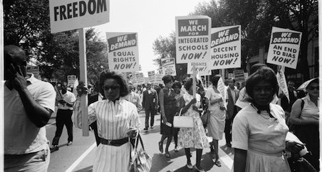 The March on Washington