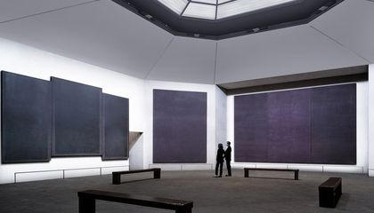 Houston's Rothko Chapel Casts a New Light
