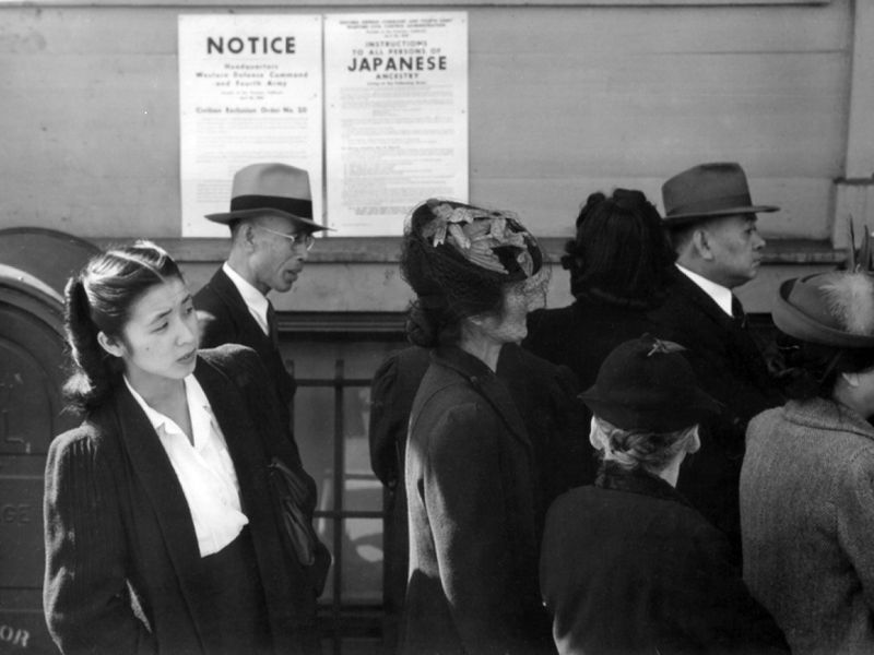 California to Apologize for Incarceration of Japanese Americans During WWII