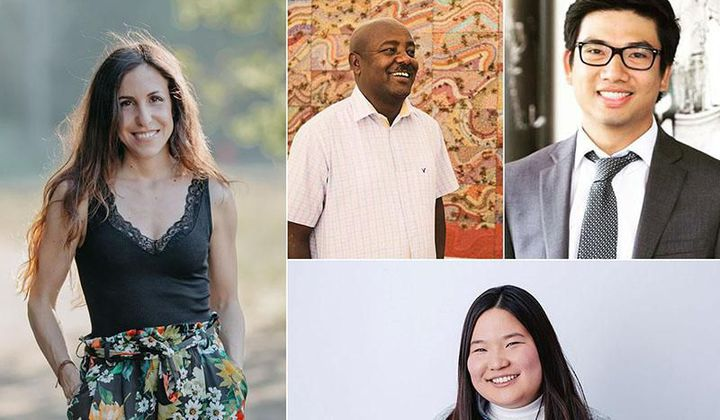 Eight Innovators to Watch in 2020