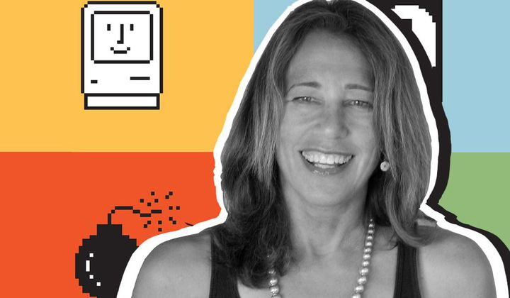 Susan Kare's User-Friendly Icons for the Macintosh