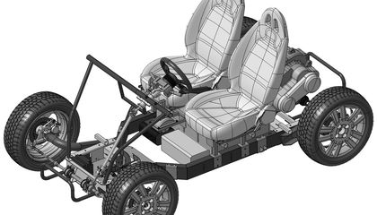 This Car Can Be Assembled In Less Than An Hour