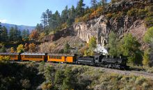 Railroading the Rockies