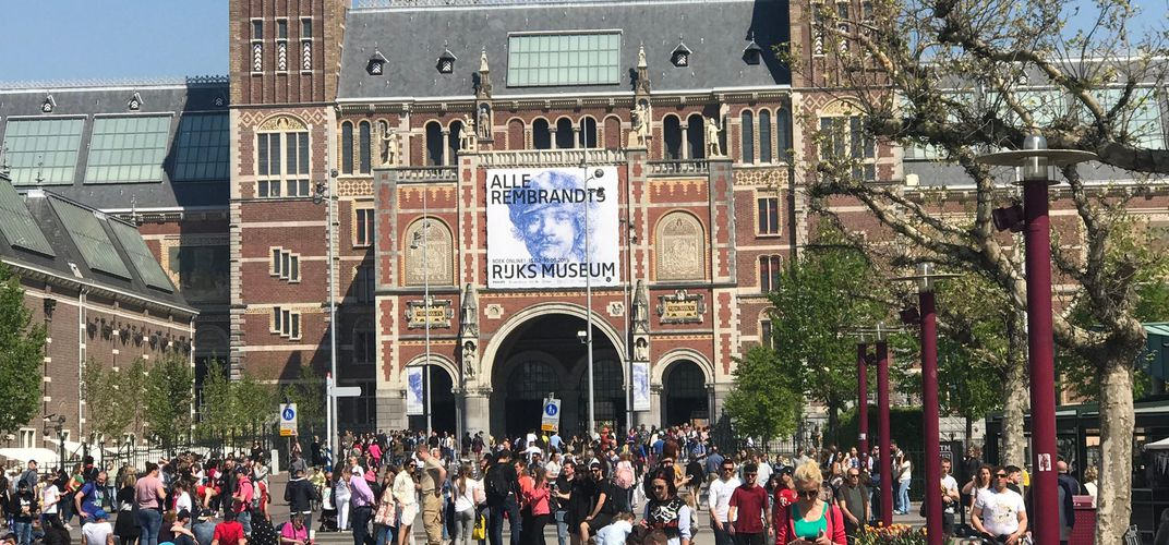 Skip the lines at the Rijksmuseum with Smithsonian Journeys