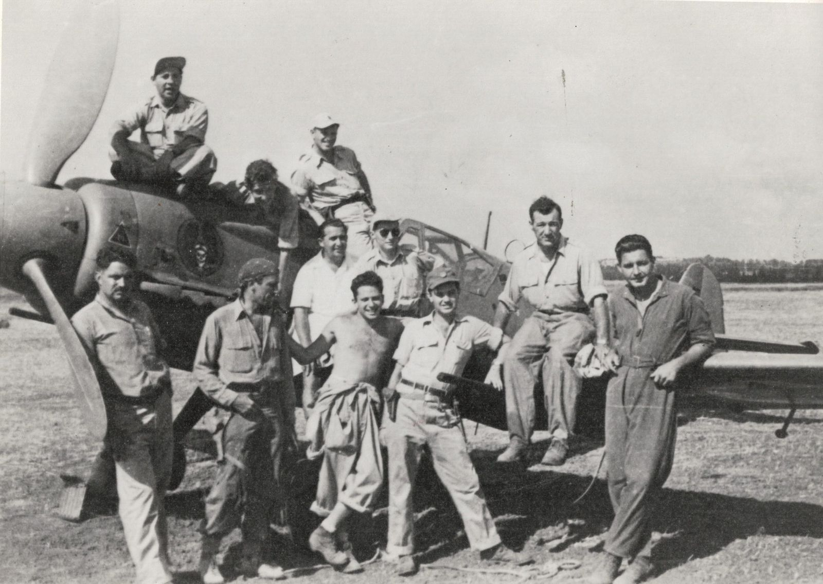 The Czech Fighter That Helped Israel Win Its War of Independence ...
