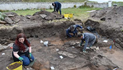 """Dig Uncovers Artifacts From One of """"Europe's Lost People"""""""